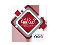 Ovidio Peralta Senador